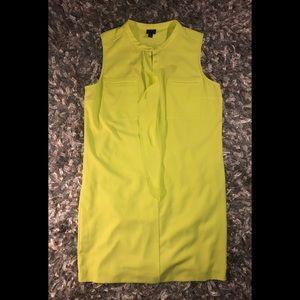 Neon Yellow/Neon Dress